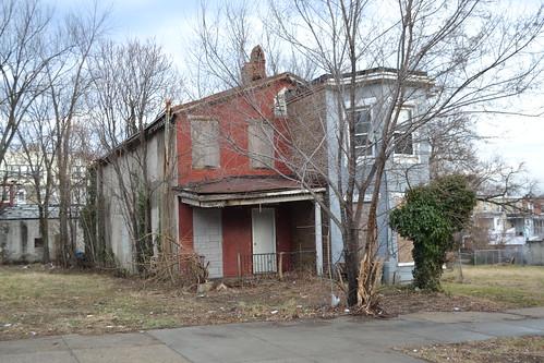 2858–2860 W. Lanvale Street, Baltimore, 21216