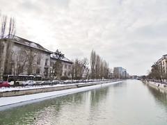 Dâmbovița River, București