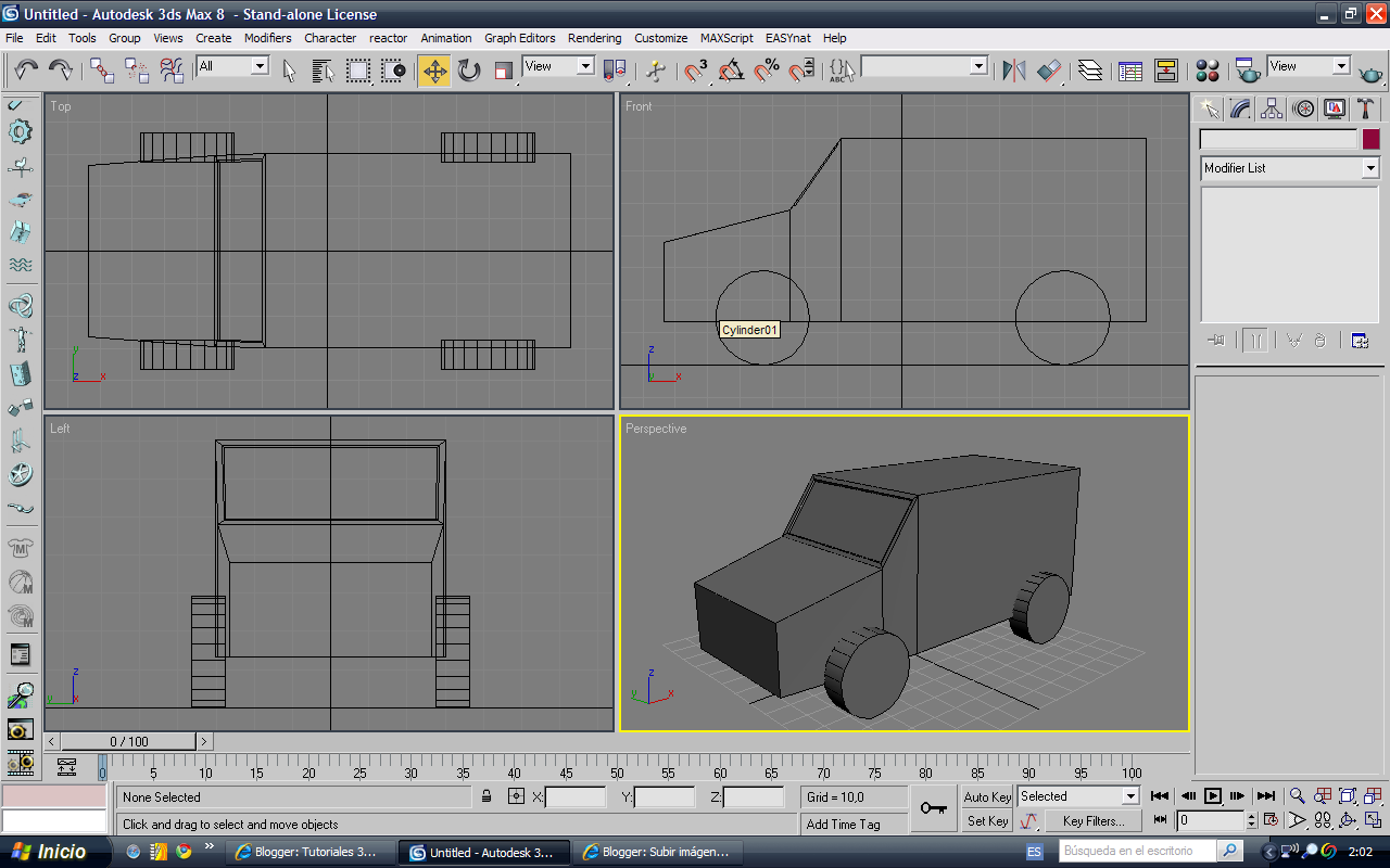 Letitbitceo blog for 3d max tutorial