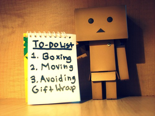 Danbo's To-do List