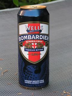 Charles Wells, Bombardier, England