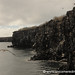 Cliffs of Genovesa Island - Galapagos