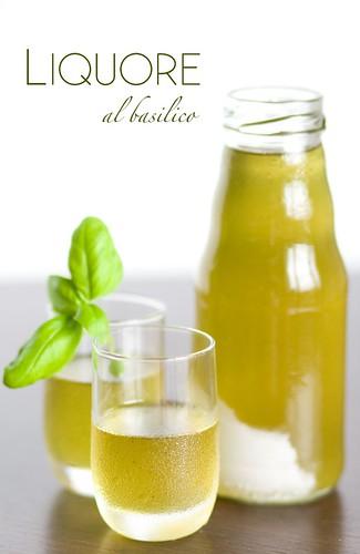Erborina in cucina ricette liquore al basilico e buone for Basilico in casa