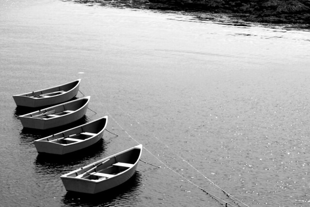 Rowboats; Star Island from Flickr via Wylio