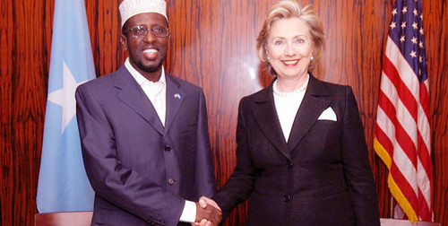 Pan-African News Wire: US-backed Somalia President Wants Another Term