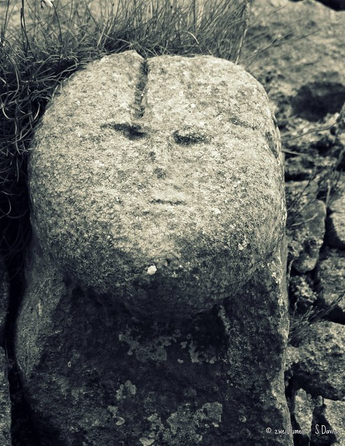 Carved stone face flickr photo sharing