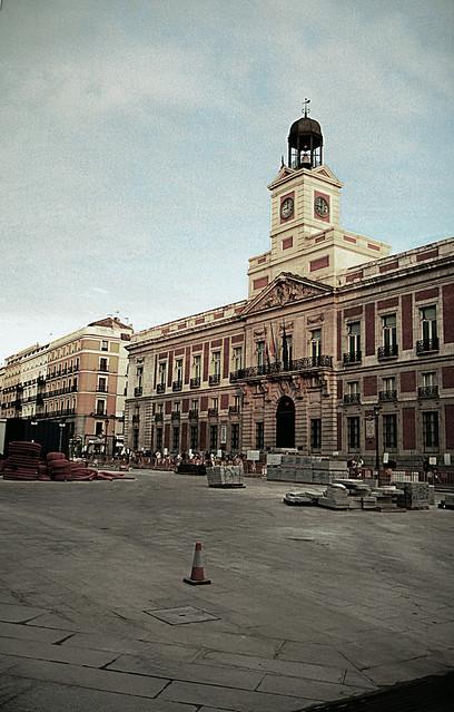 Puerta del sol flickr photo sharing for Puerta del sol santiago