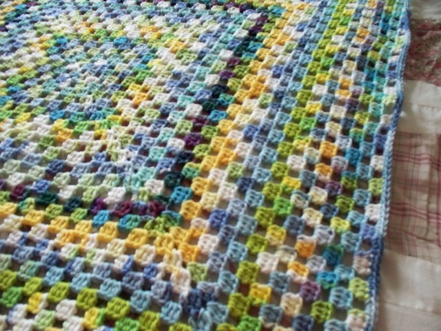 Afghan Edging Crochet Crochet For Beginners