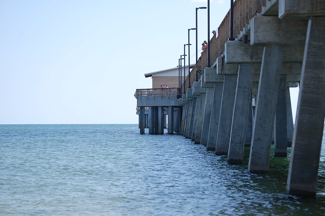 fishing pier orange beach al flickr photo sharing