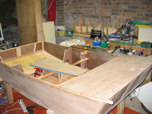Another oz mk2 pdracer build in sydney wood duck page 56 - Difference between port side and starboard ...