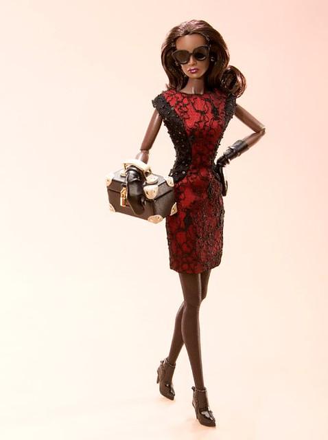 "Fashion Royalty Convention fashion: ""Successful ascension"""
