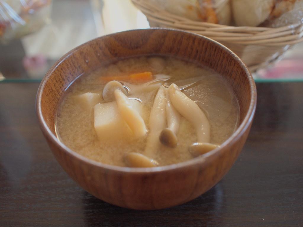 味噌汁 Miso-Soup
