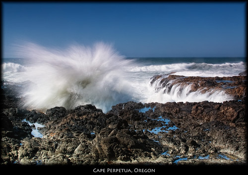 Cape Perpetua, Oregon by szeke
