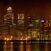Canary wharf by Wilfried.B