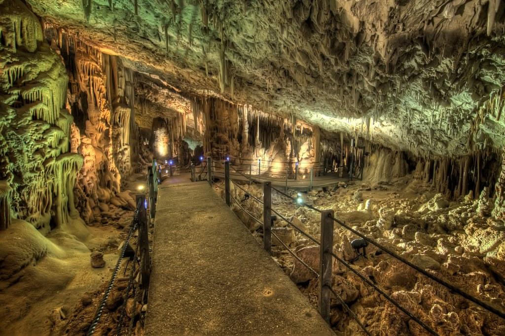 Soreq Cave