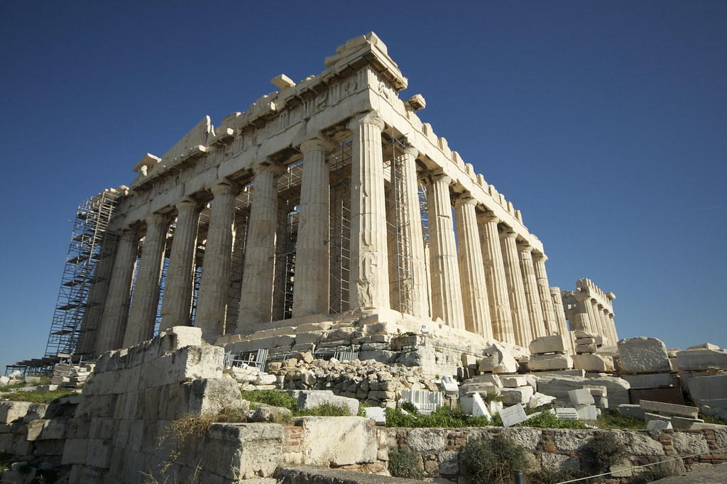 GREECE: Acropolis