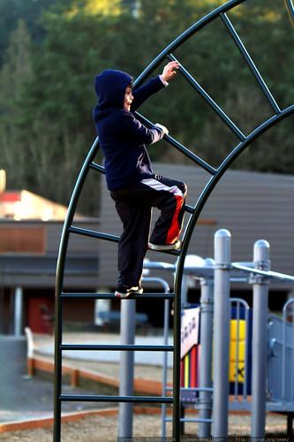 nick on hallinan playground    MG 2547
