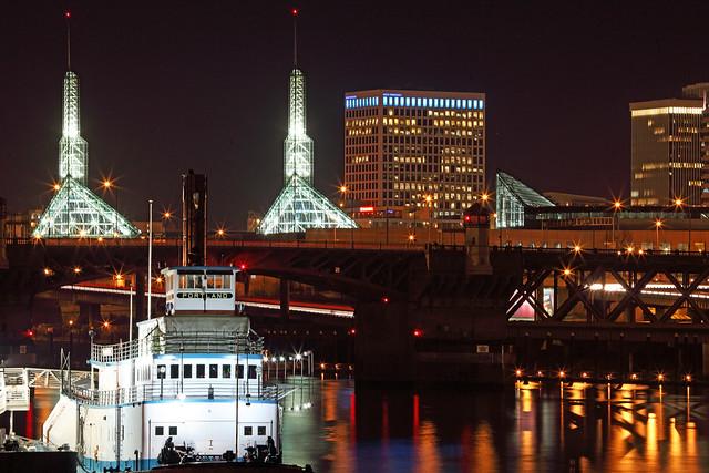 Portland by CC user 31246066@N04 on Flickr