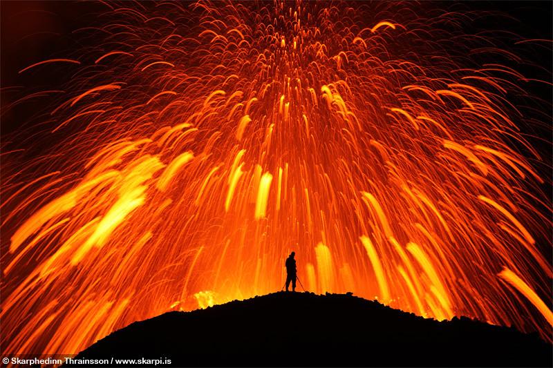 Dancing with the Devil by skarpi - www.skarpi.is
