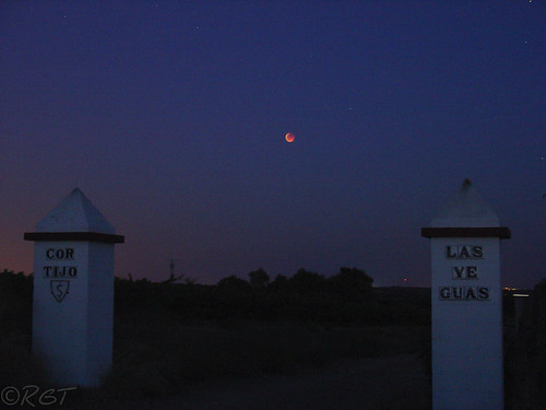 Eclipse total de Luna 1 - Total lunar eclipse 1