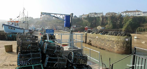 Newquay Harbour by www.stockerimages.blogspot.co.uk