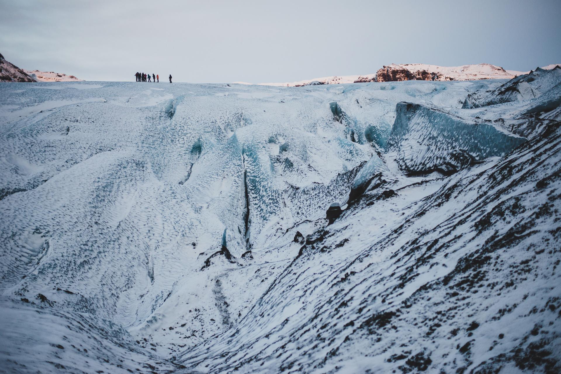 solheimajokull islandia