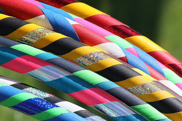 Me I Want a Hula Hoop