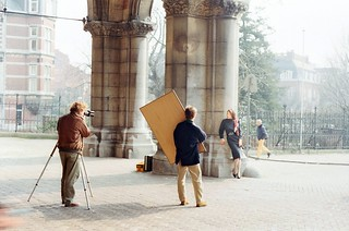 20. ///60/7c/712/1f - Amsterdam, Netherlands - outside the Rijksmuseum - 1987