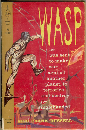 Wasp - Eric Frank Russell