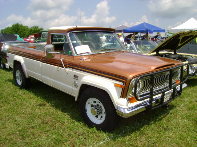 1978 Jeep J20 Flickr Photo Sharing