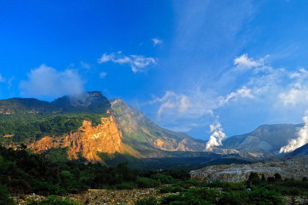 """Papandayan Mount"" by Agus Achmadyana"