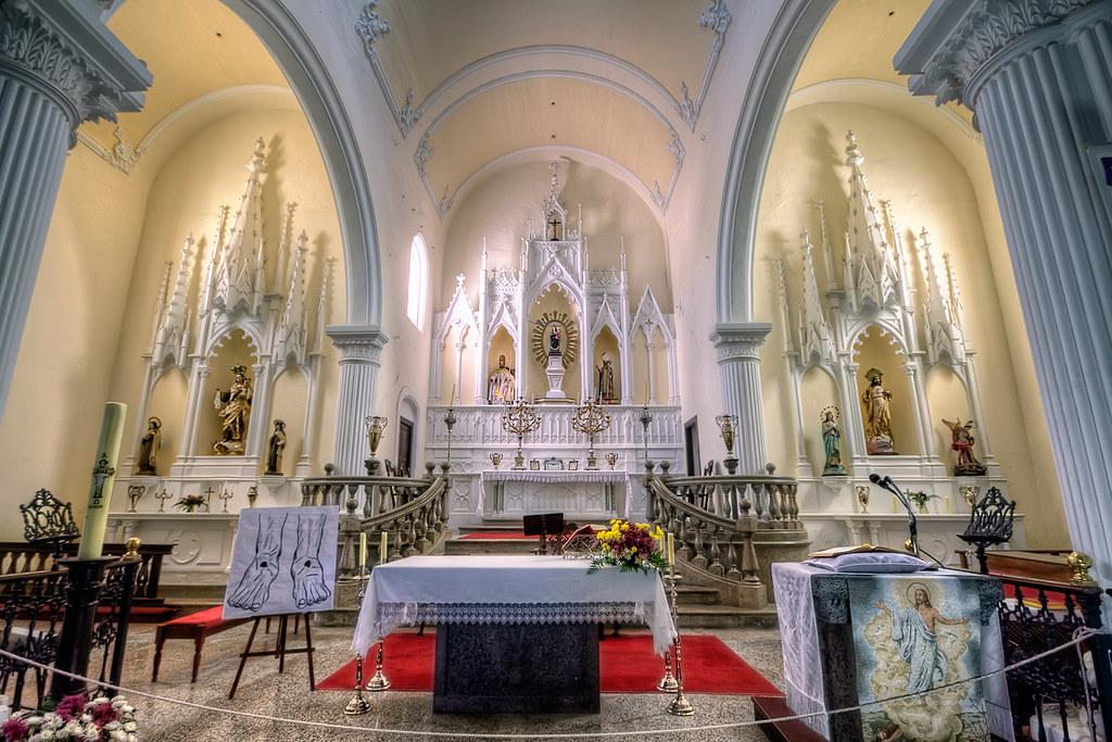 Nuestra Señora de Guadalupe, Teguise (Lanzarote) HDR 2