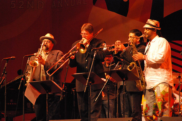 Conrad Herwig's Latin Side All-Star Band