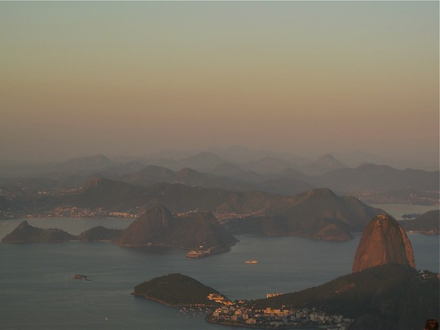 Five Places to Visit in Rio de Janeiro