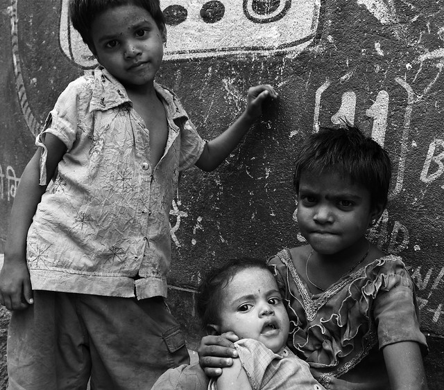 Faces Of A Challenging Childhood, India