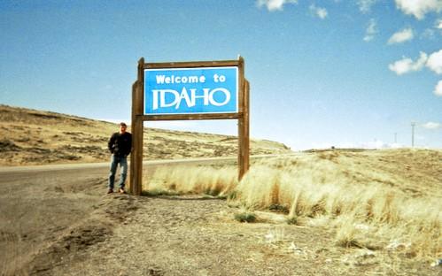 travel usa signs america highway nevada roadtrip scan idaho roads jackpot us93 predigitalcamera applecrypt
