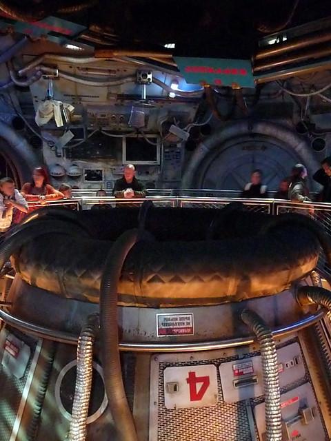 Inside Armageddon Special Effects