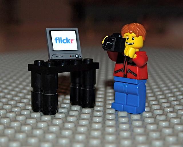 Lego Flickrite