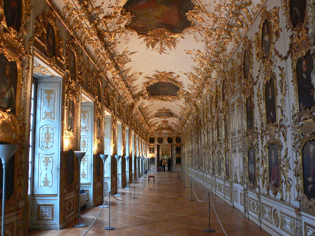 The Residenz in Munich