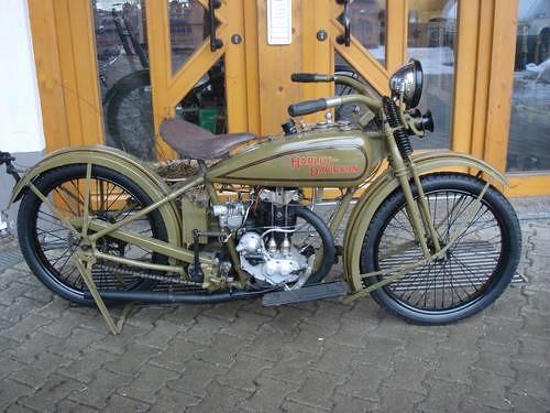 harley peashooter 1920