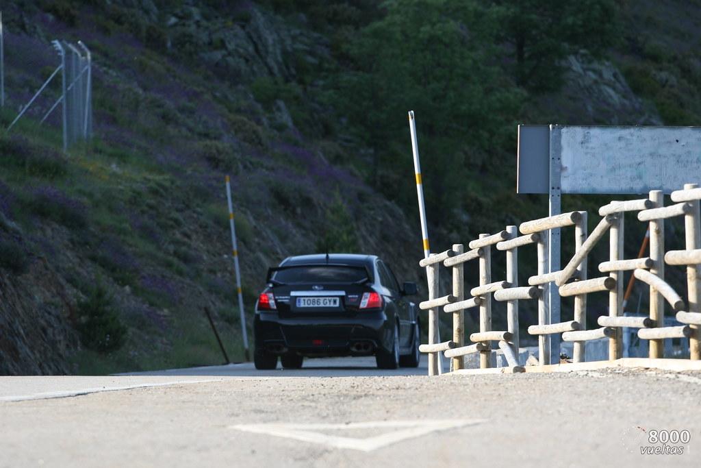 Prueba Subaru Impreza STi Sedan
