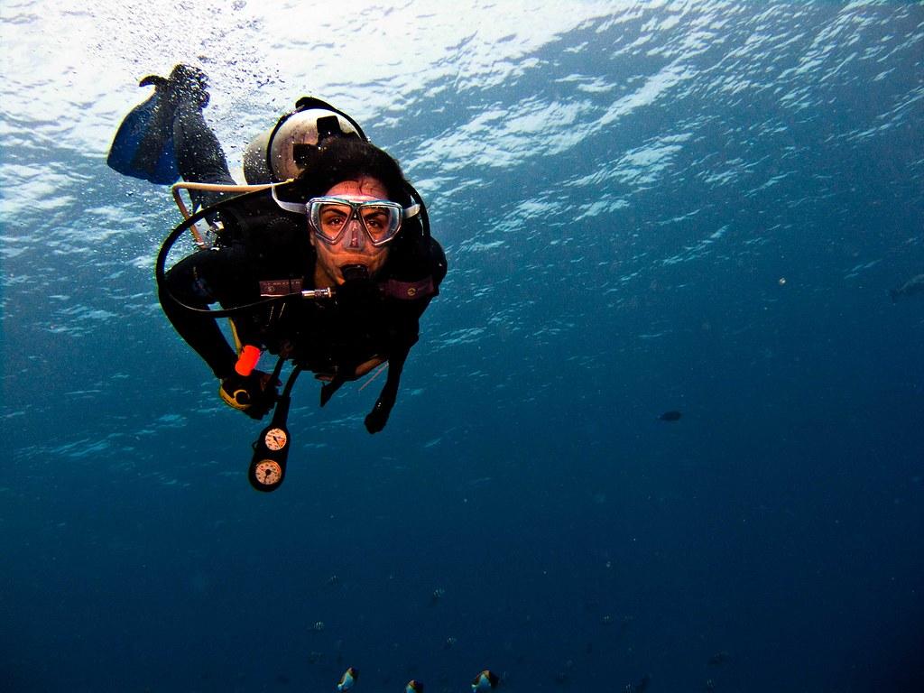 Scuba diving Indonesia - Bali - Komodo - Bunaken 2008