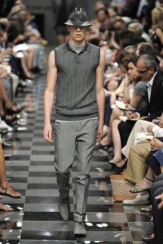 Inspiration-Milan Prada Men's Spring 2010