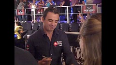 Joe Hachem - World Series of Poker celebrity poker tournament - Rio Casino, Las Vegas