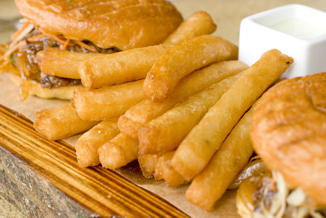 Yucca Fries 2 | Flickr - Photo Sharing!