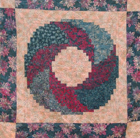 Christmas Tree And Wreath Appliques Rag Quilt E Pattern PM by