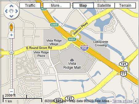 Google Maps Providing More Feature Icons | Google Maps is pr