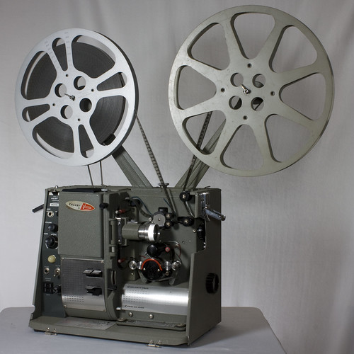 Modern Classroom Projector ~ Modern movie classics at the great digital film festival