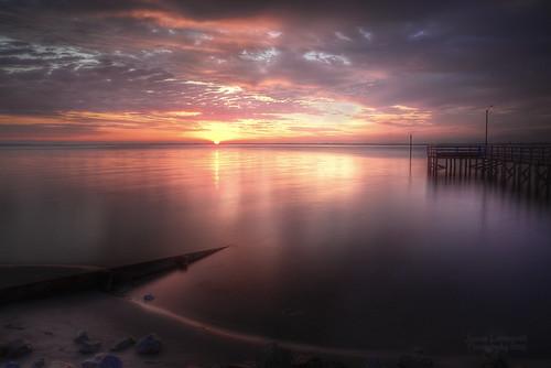 park sunset beach geotagged pier bravo surrey crescent whiterock aftertherain hdr purplerain blackiespit janusz leszczynski wetgear 010910 geo:lat=49059222 geo:lon=122883739