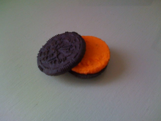 The Orange Oreos Are Best | Flickr - Photo Sharing!